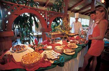 Banquet at San Jose Palacio Spa and Casino